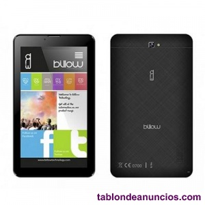 BILLOW TABLET 7 QUOT; X703B QC 8GB 1GBDDR3 3G A8.1 NEG
