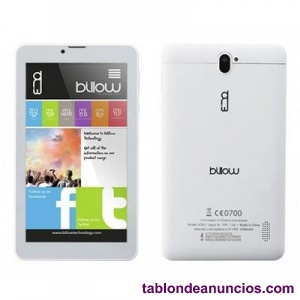 BILLOW TABLET 7 QUOT; X703W QC 8GB 1GBDDR3 3G A8.1 BL