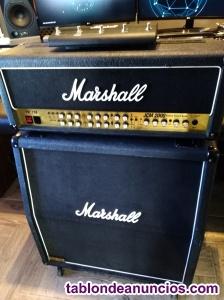 Marshall jcm1000 tsl100 + bafle jcm900 lead1960