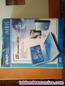 DVD PORTABLE LW256 AIRIS