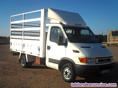 IVECO DAILY CAJA ABIERTA, IVECO DAILY 35C11 CAJA ABIERTA.