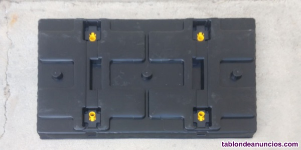 Tapadera 120x80 para contenedor