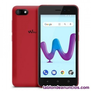 WIKO SUNNY 3 5 QUOT; FWVGA Q1.3GHZ 8GB ROJO