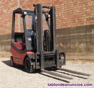 CARRETILLA ELEVADORA LINDE H16 420CM