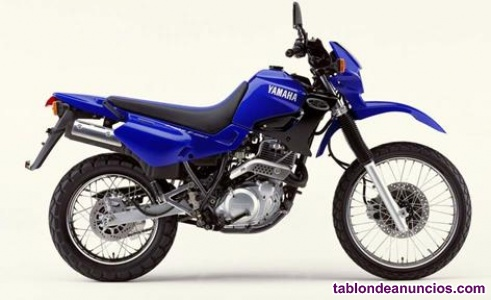 Yamaha xt 600 e despiece