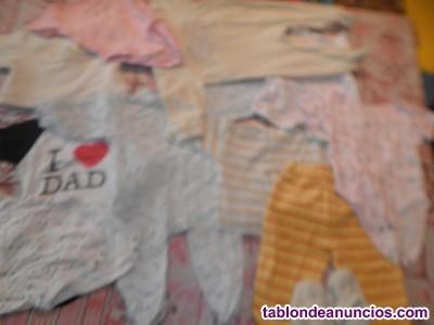 Ropa de bebé (10 prendas) por 7 euros