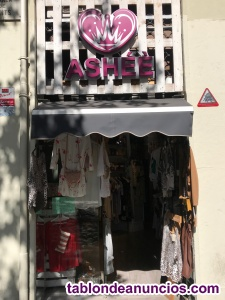 TRASPASO TIENDA LOCAL 30M2 CARRETERA SANS, 40M CAMP NOU