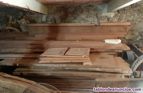Venta madera de ukola,castaño,pino americano