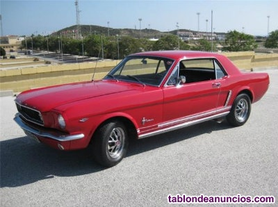 FORD MUSTANG, FORD MUSTANG DEL 1965