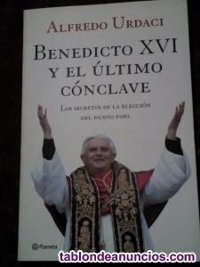 Benedicto xvi y el último cónclave