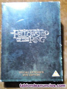 The Lord of the Rings  4  DVD (En Ingles)