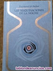 """Maquinaciones de la Noche  - Coleccion """"Otros Mundos"""""""
