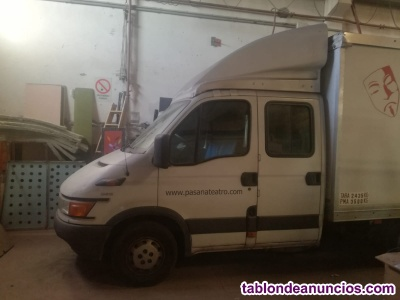 IVECO IVECO DAILY, FURGÓN IMPECABLE