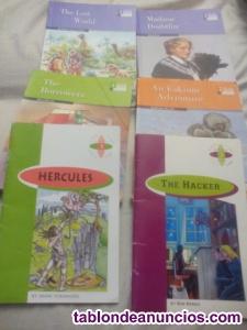 Libros lectura Ingles