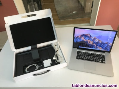 APPLE MACBOOK PRO 17 FEB 2011 ORDENADOR ¡IDEAL PARA DISEÑADORES!
