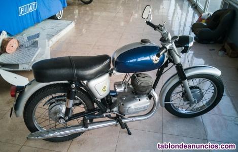 MOTO BULTACO MERCURIO 155 CC