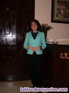 Intérprete, traductora, profesora de idiomas y azafata, 6 idiomas