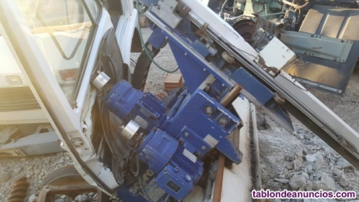 ROBOT SEPRO PIP 300 PY PARA DESGUACE