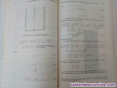 Fenómenos de flujo de fluidos en procesamiento de metales.