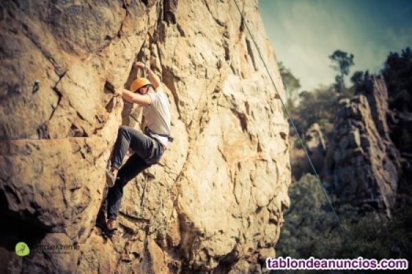 Busco alguien para ir a escalar o vía ferrata