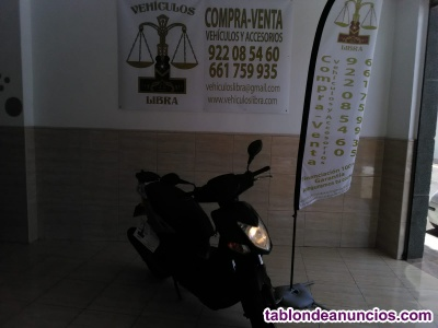 SE VENDE KYMCO AGILITY CITY 125