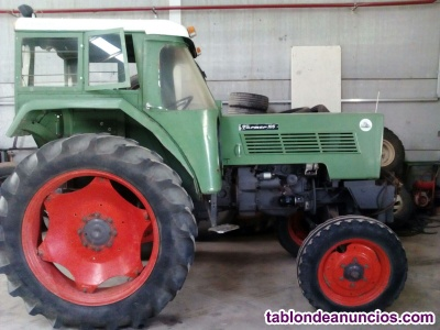 FENDT FARMER 105, SE VENDE FENDT 105