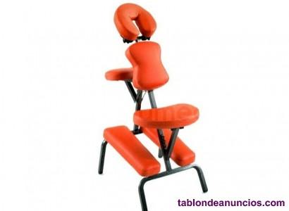 Silla para post operatorio de mácula y  masajes