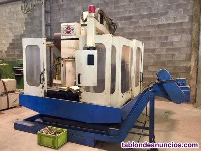 Centro mecanizado takang vmc 610