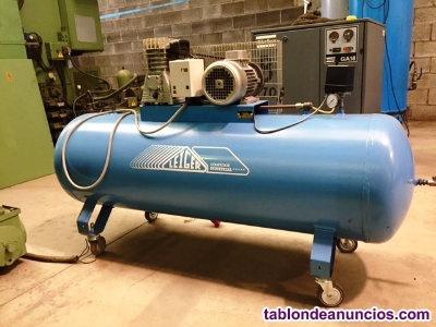 Compresor piston leiger 5 cv