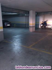 Vendo plaza de garaje en edificio PUERTA REAL en PARQUESOL
