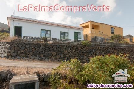 ID-293  Gran Oportunidad Inmobiliaria Tres Viviendas con Terreno en La Polvacera