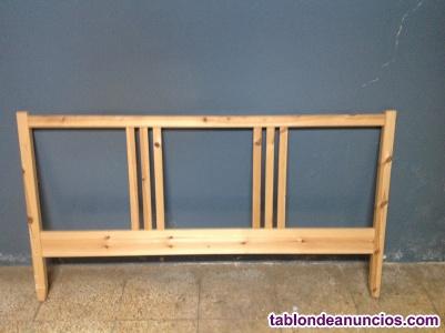 1067 Cabezal de madera