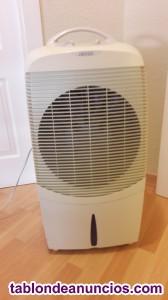 Ventilador con refrigeracion por agua