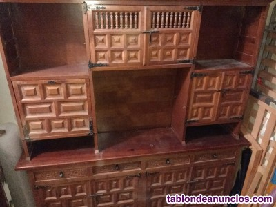VENDO MUEBLE CASTELLANO ANTIGUO