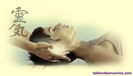 REIKI y otras terapias energéticas