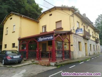 Venta bar restaurante con viviendas sotiello gijon