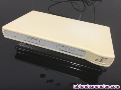 Switch 3com officeconnect dual speed 5
