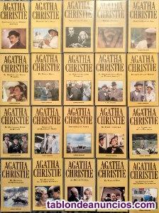 Serie ''Agatha Christie'' - Colección completa de 40 capítulos (VHS)