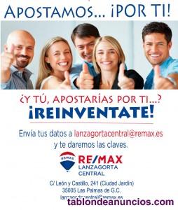 Agente Inmobiliario Remax Lanzagorta Central