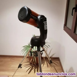 Telescopio nexstar 6 se+oculares+powertank +funda