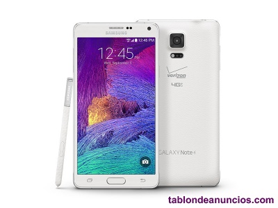 SE VENDE SAMSUNG GALAXY NOTE 4