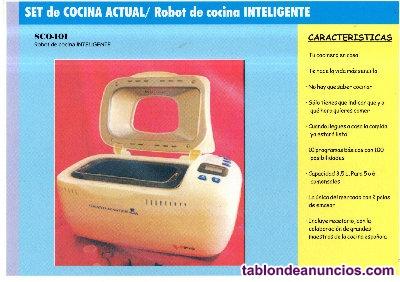 Liquidacion nuevos a estrenar robot cocina gran master 24h