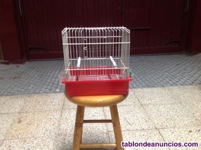 1082 Jaula para pequeños pájaros