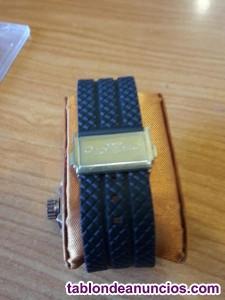 Reloj oro negro h jm