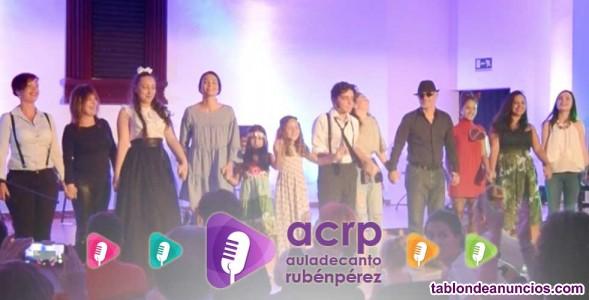 Aula de Canto Rubén Pérez
