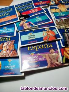 Gran Enciclopedia interactiva de la Historia de España en CD