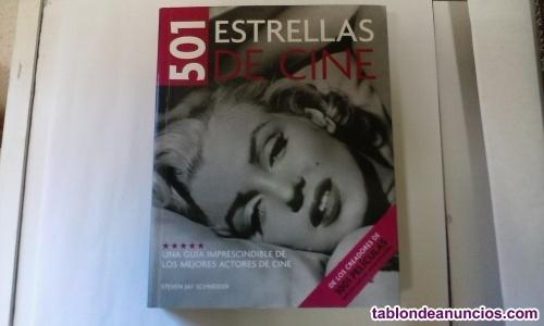 501 ESTRELLAS DE CINE de S.J. Scheneider