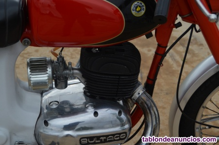 BULTACO JUNIOR 125, VENDO BULTACO JUNIOR 125