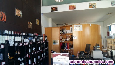 Se traspasa bodega- vinoteca direct wine