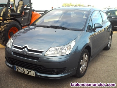 CITROEN C4 COUPE 1.6 HDI, CITROEN C4 COUPE 1.6 HDI 92 CV COLLECTION.